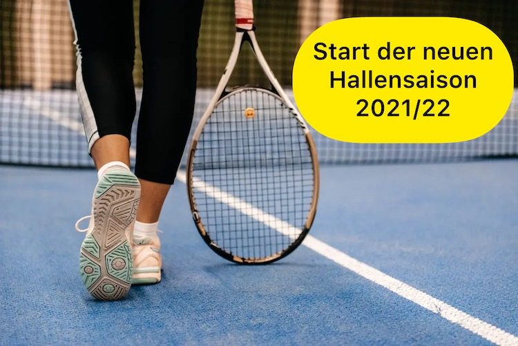 Hallensaison 2021 gestartet