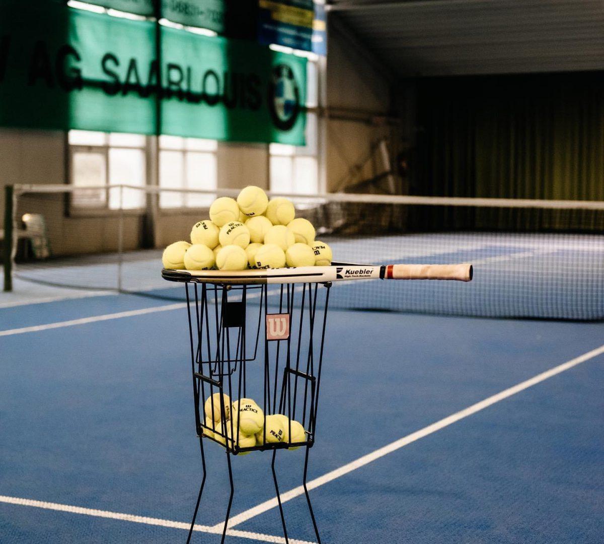 Tennishallen Merzig