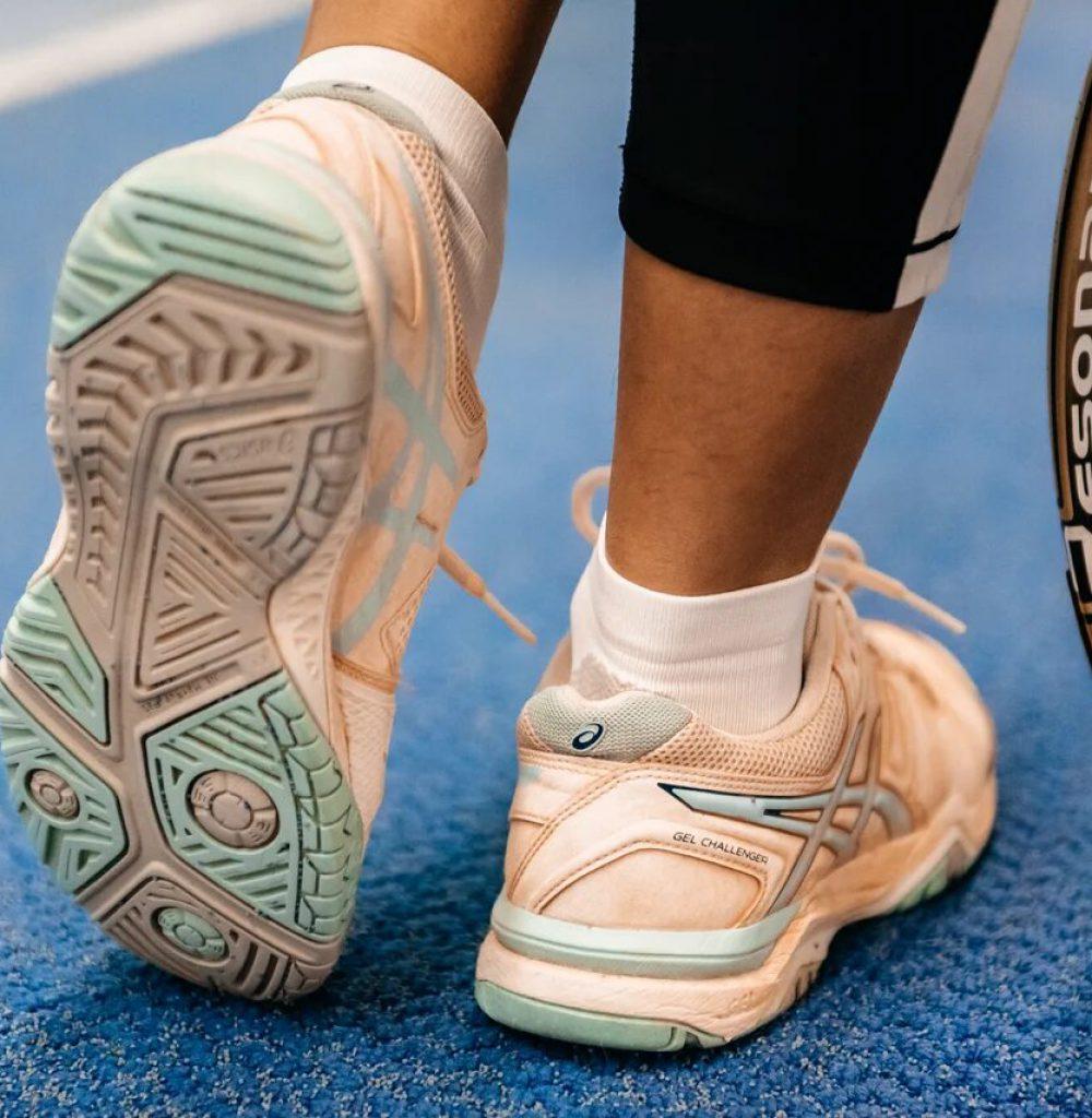 Tennisspieler Tennishalle Merzig